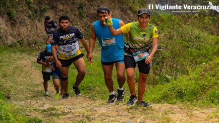 "carrera ""Desafío Malacate"" 15 km"