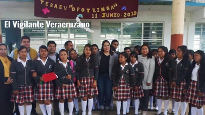 escuelas de tehuipango con título de propiedad