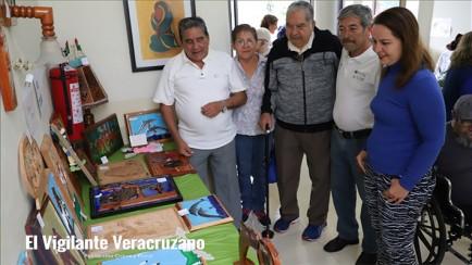 exposicion de talleres artesanales en dif de orizaba