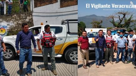 entregan unidades de emergencia a congregaciones de zongolica