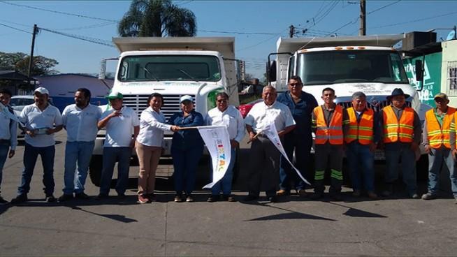 reciclon ixtaczoquitlán 2020