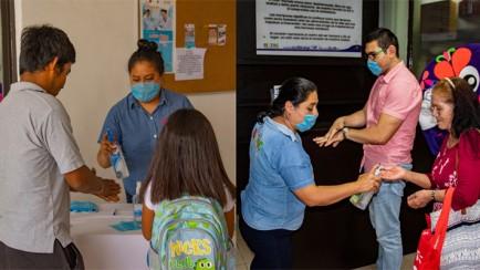 refuerzan medidas preventivas contra covid-19 en ixtaczoquitlán
