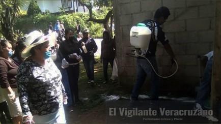 acciones contra el dengue en Magdalena