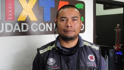 director de protección civil municipal de ixtaczoquitlán