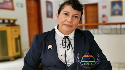 maestra en enfermería Isabel García Gerardo