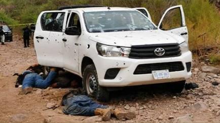 16 muertos en balacera en sinaloa