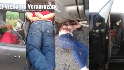 cuatro ejecutados en matatenatito