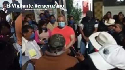enfrentamiento por tala clandestina en calcahualco