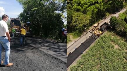 rehabilitación del camino Fresnal-Santa Rosa en ixtaczoquitlán
