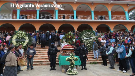 rinden homenaje póstumo a Federico Iehua Salas