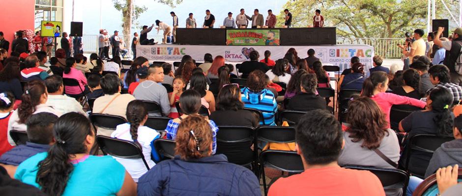 festival del tamal ixaczoquitlán 2020